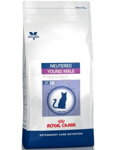 Royal Canin VCN Neutered Young Male Alimento seco gato