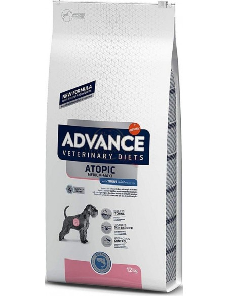Advance VD Atopic Alimento Seco Cão