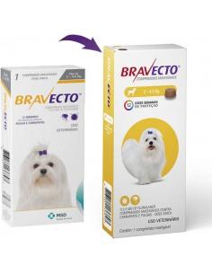 Bravecto Cão 2 a 4.5Kg