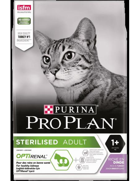 Pro Plan Sterilised Peru Alimento Seco Gato