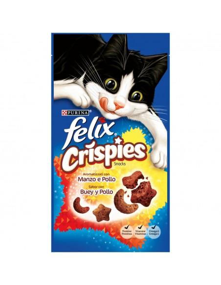 Felix Crispies Snacks 45 Gr