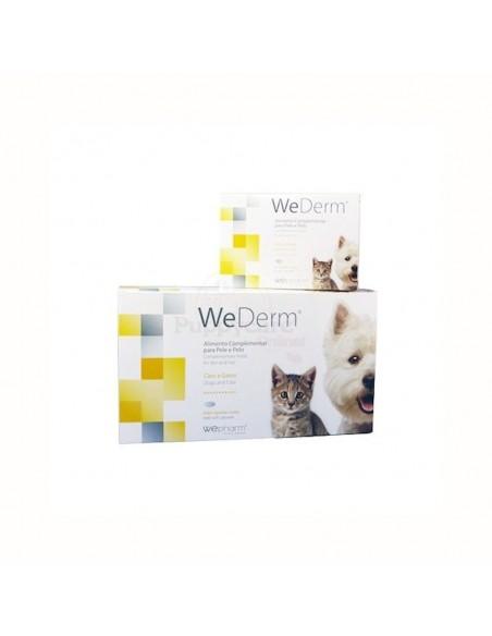 WeDerm 240 Capsulas