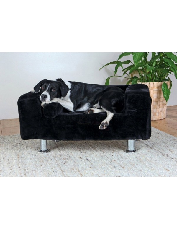 "Sofa ""KING OF DOGS"" 78X55 Cm (Preto)"