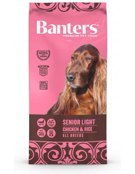 Banters Senior Light All Breed 15 Kg