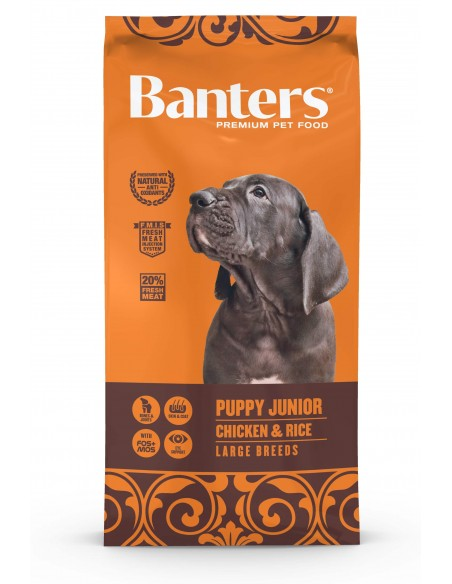 Banters Puppy Large 15