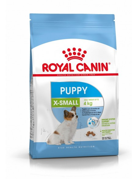 Royal Canin Size Health Nutrition XSmall Puppy Alimento Seco Cão