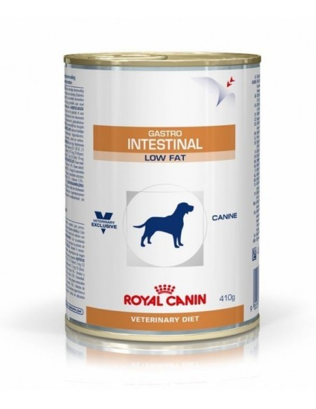 Royal Canin Gastro Intestinal  Low Fat Wet 410 Gr