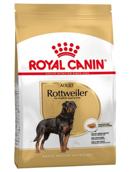 Royal Canin Breed Health Nutrition  Rottweiler Adult Alimento Seco Cão