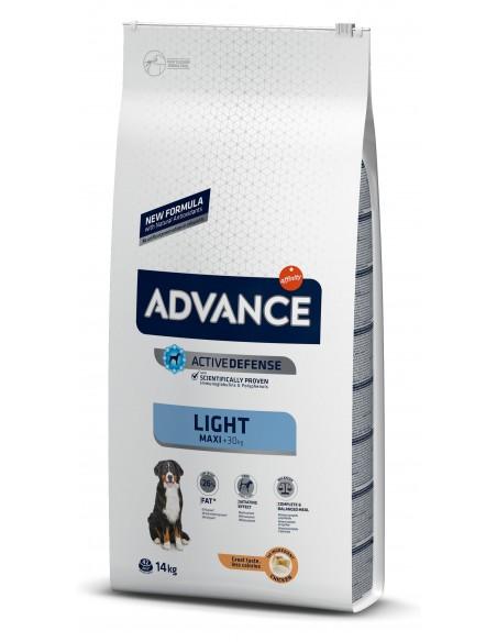 Advance Maxi Light Alimento Seco Cão