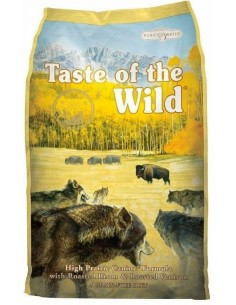 Taste of The Wild High Prarie com Bisonte Alimento Seco Cão