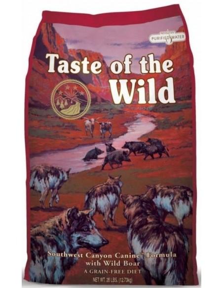 Taste Of The Wild Southwest Canyon Com Javali Alimento Seco Cão