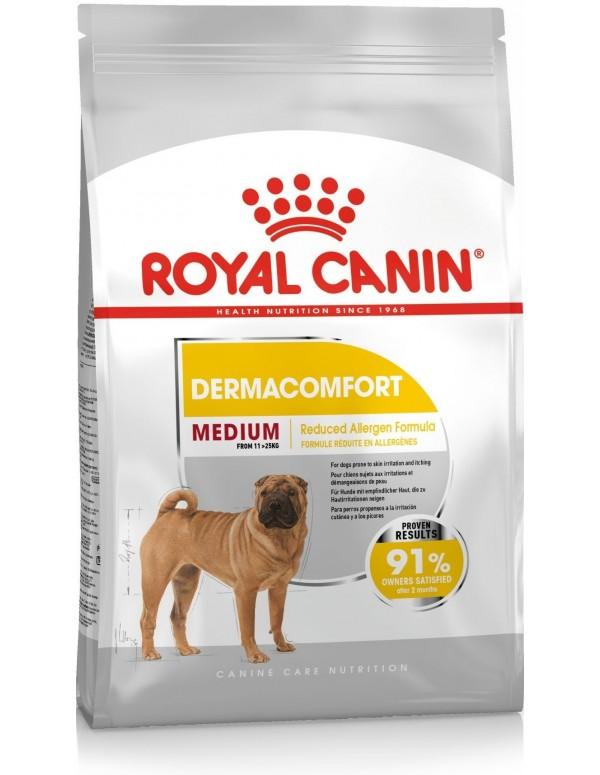 Royal Canin Cão Médio Dermacomfort