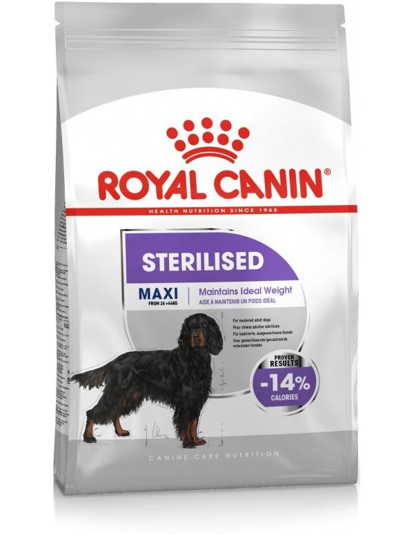 Royal Canin Cão Maxi Sterilised