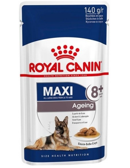 Royal Canin SHN Maxi Ageing 8+ Alimento Húmido Cão