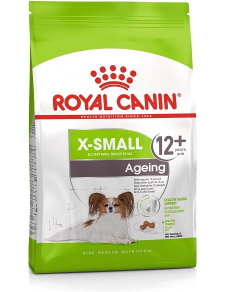 Royal Canin SHN XSmall Ageing 12+ Alimento Seco Cão