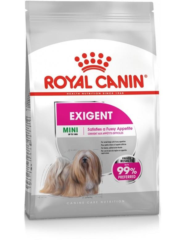Royal Canin Cão Mini Exigent