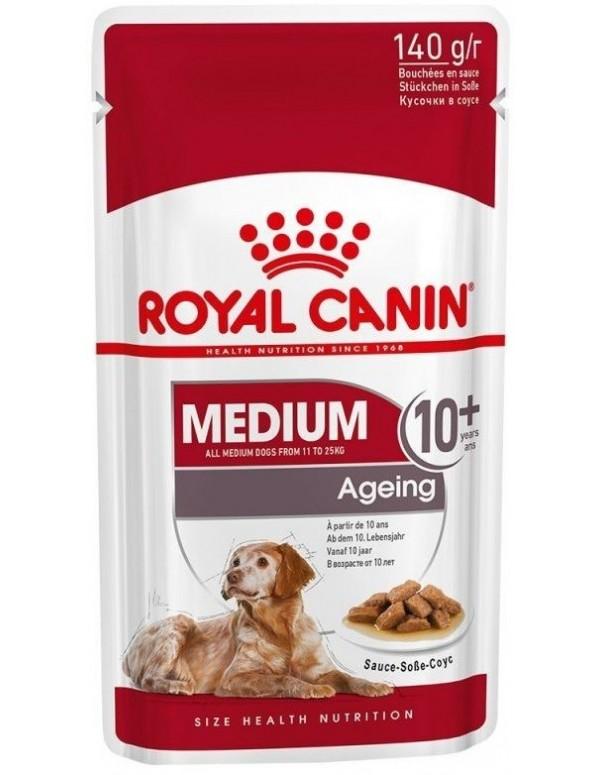 Royal Canin Cão Medio Ageing 10+