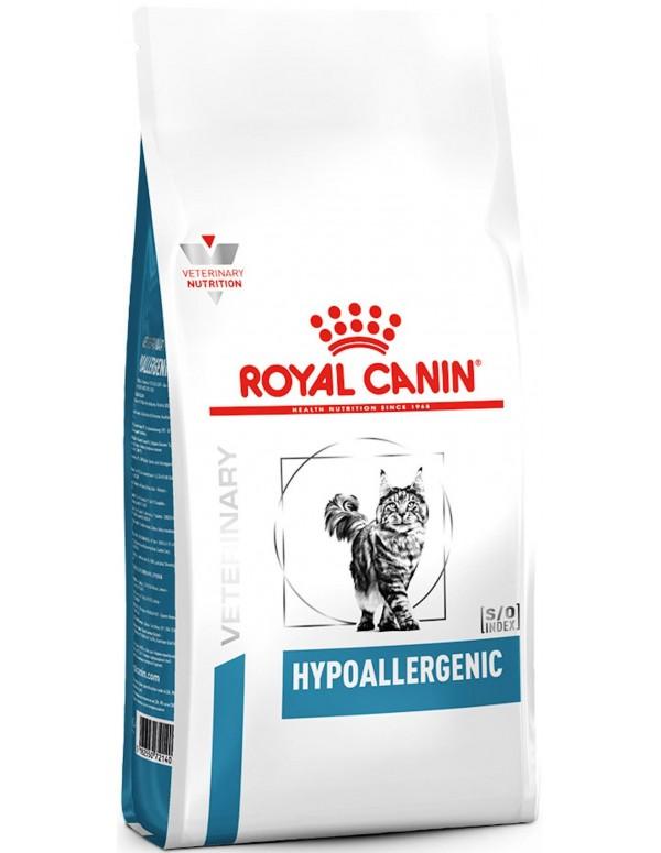 Royal Canin VD Hypoallergenic Alimento Seco Gato