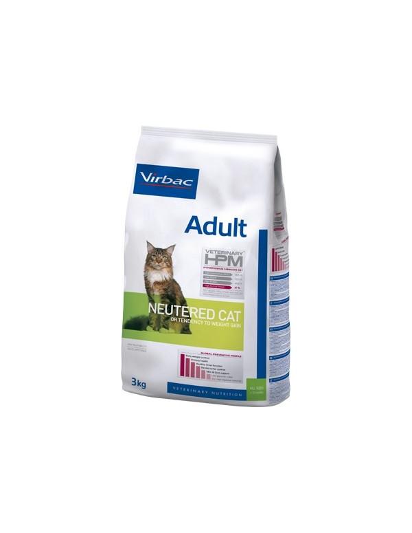 Virbac HPM Adult Neutered Cat Alimento Seco Gato