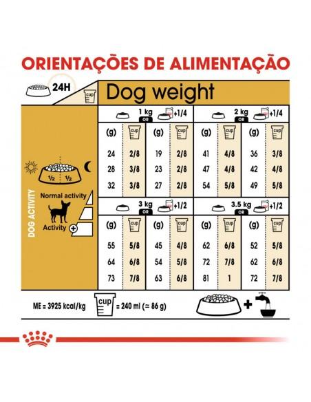 Royal Canin BHN Chihuahua Adult Alimento Seco Cão