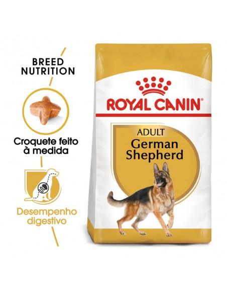 Royal Canin BHN German Shepherd Adult Alimento Seco Cão