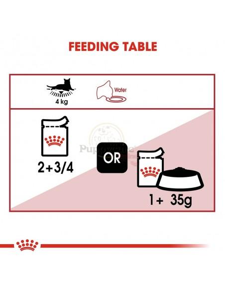 Royal Canin Instinctive Alimento Húmido Gato Saquetas (Pate)