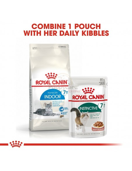 Royal Canin FHN Indoor 7+ Alimento Seco Gato