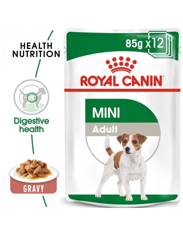 Royal Canin SHN Mini Adulto Alimento Húmido Cão