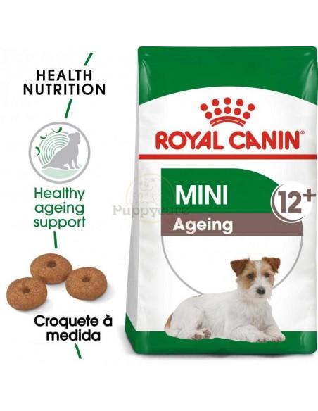 Royal Canin SHN Mini Ageing 12+ Alimento Seco Cão